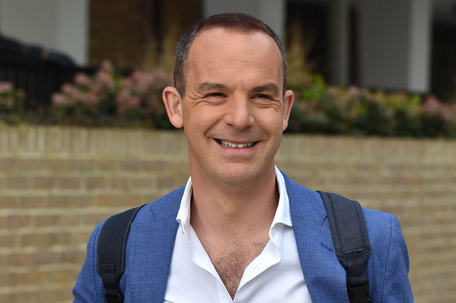 Martin Lewis (Photograph: HGL/GC Images/Getty)