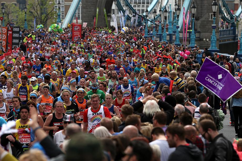 April's London Marathon