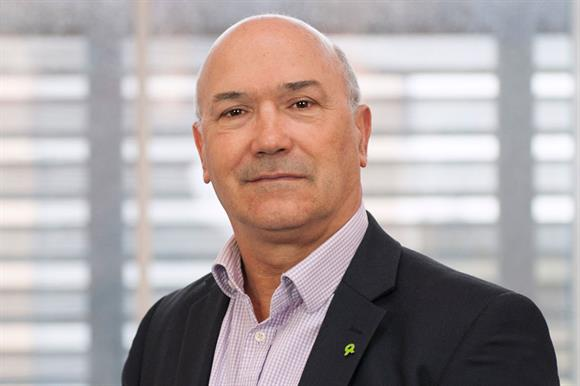 Mark Goldring, chief executive of Oxfam