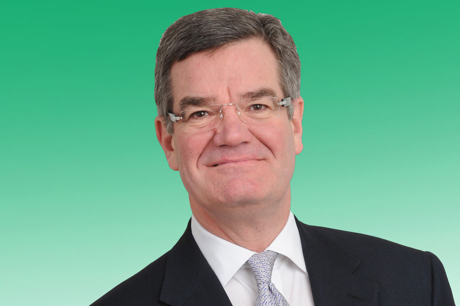 Mark Wood, chair of the NSPCC