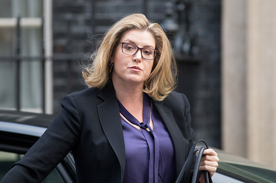 Penny Mordaunt (Photograph: Chris Ratcliffe/Bloomberg/Getty Images)