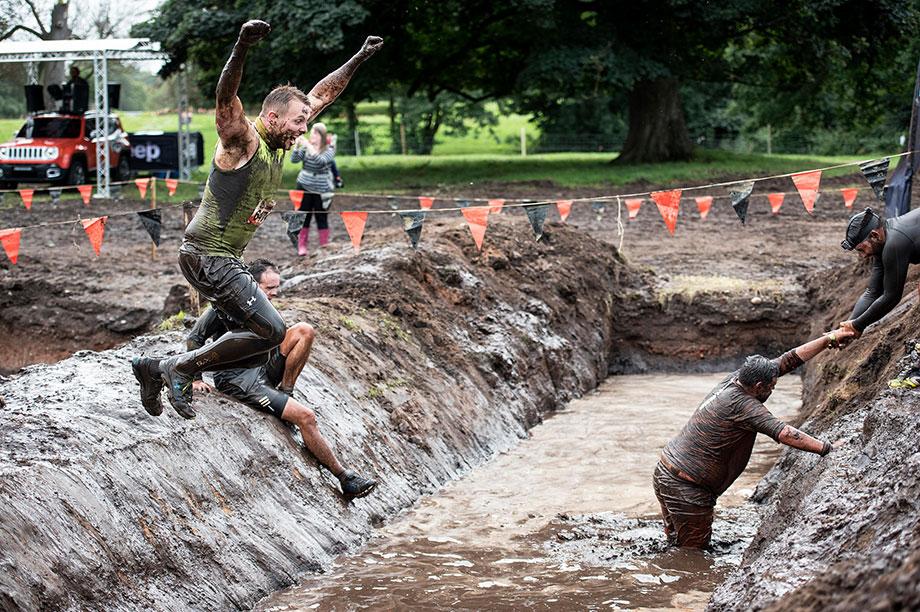Tough Mudder (Photograph: Gary Mather/Alamy)