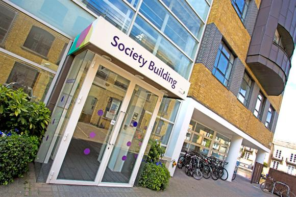 Society Building, home to both the NCVO and Acevo