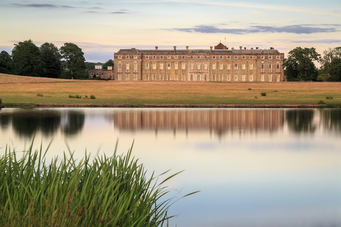 Petworth in West Sussex, a National Trust property (Photograph: National Trust/John Miller)