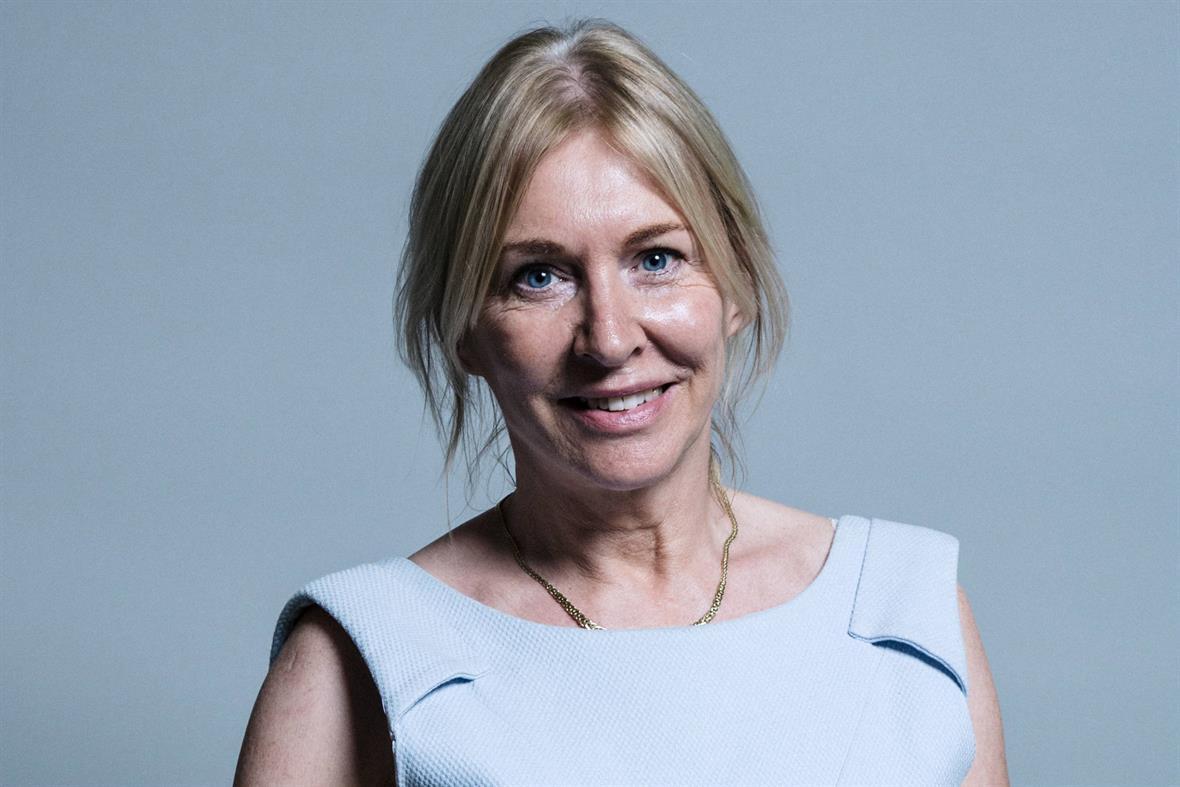 Nadine Dorries (Photograph: UK Parliament)