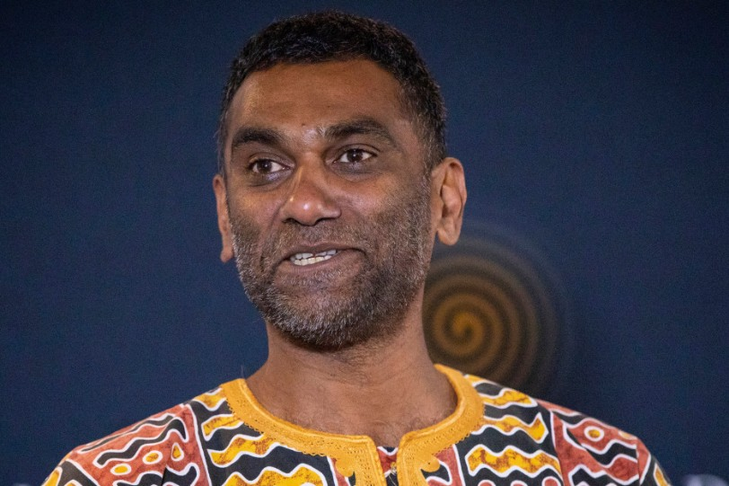 Kumi Naidoo (Photograph: Amnesty International)