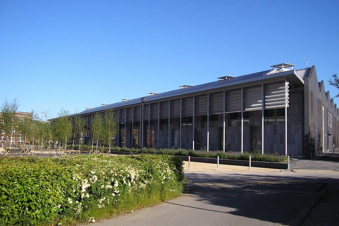 Heelis, the National Trust's headquarters in Swindon, Wiltshire