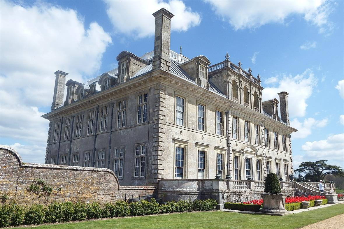 NT property Kingston Lacy in Dorset