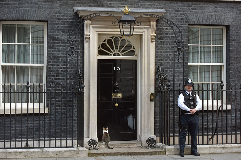 10 Downing Street (Photograph: oversnap/Getty Images)