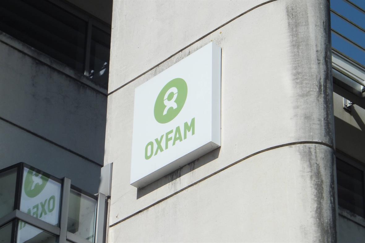Oxfam GB headquarters