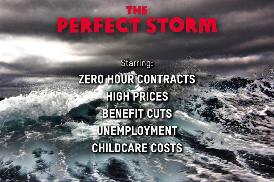 Conor Burns MP made a complaint to the Charity Commission about an Oxfam tweet which contained this spoof film poster