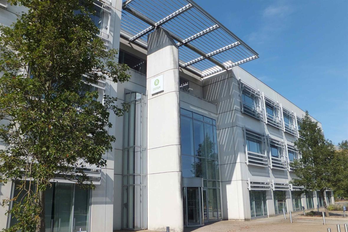Oxfam GB's headquarters