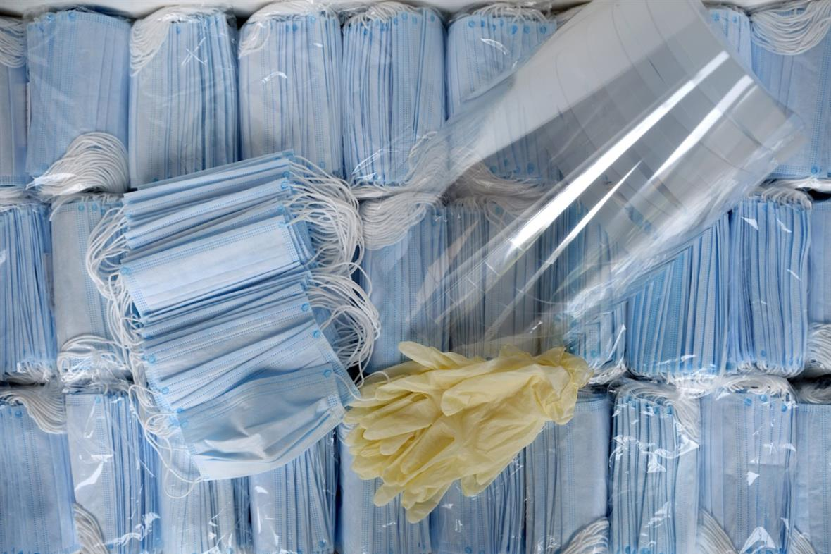PPE: demand makes it harder to procure (Photograph: Karwai Tang/WireImage)