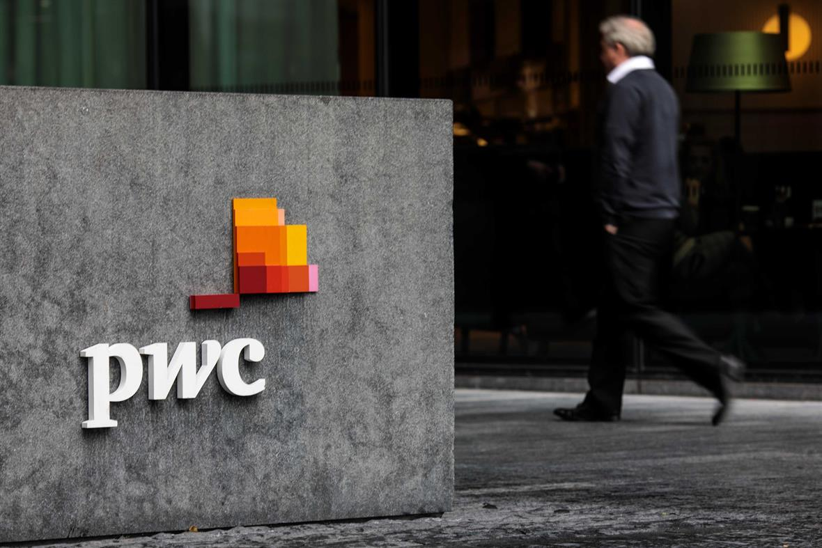 PwC's offices in London (Photograph: Jack Taylor/Getty Images)