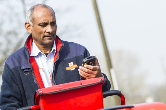 Postmen and women to receive missing people alerts