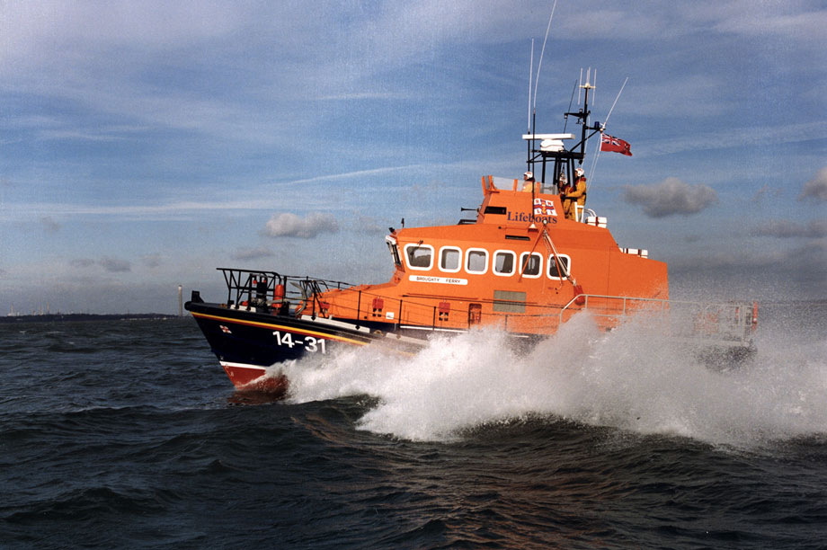 RNLI: opt-in strategy