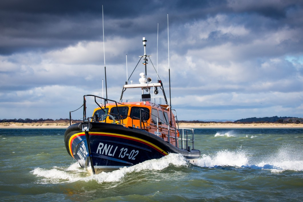 RNLI: facing fundraising problems