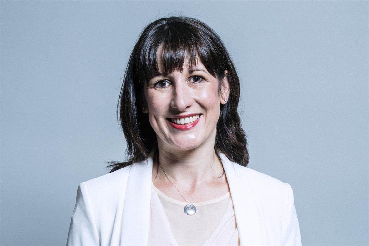Rachel Reeves (Photograph: Parliament)