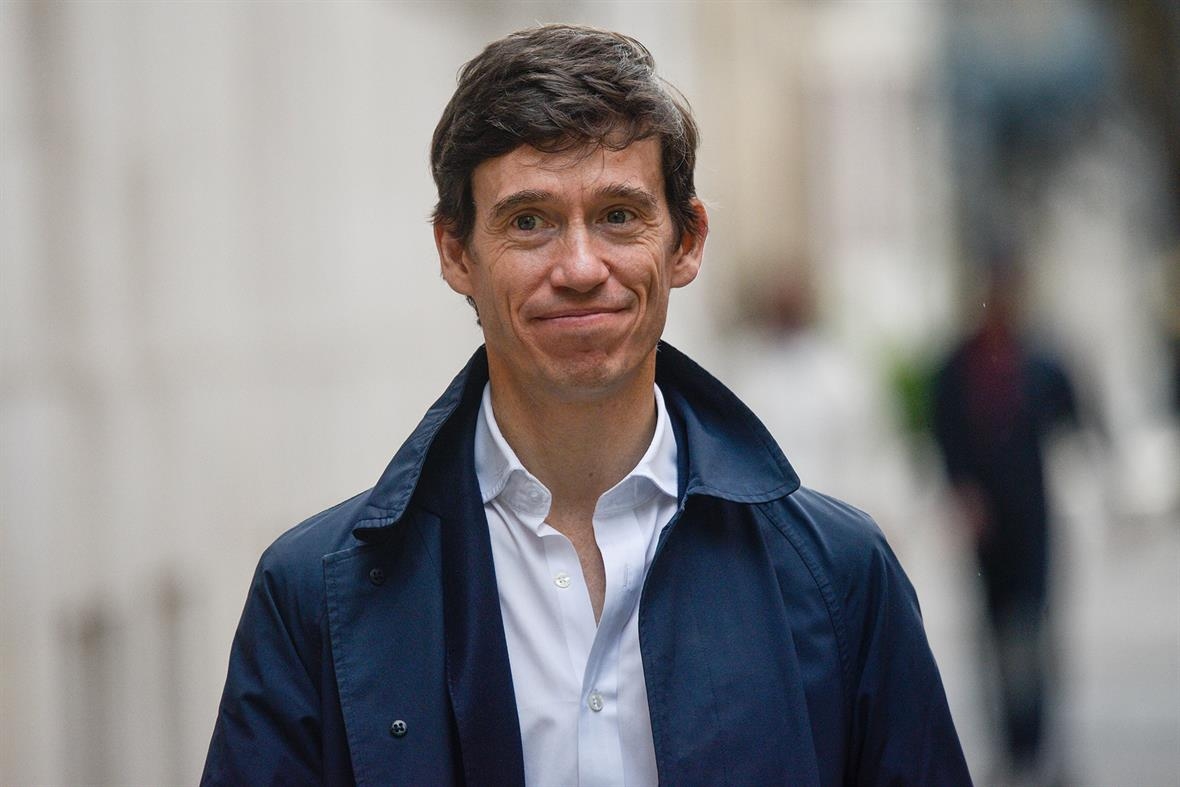 Rory Stewart (Photograph: Getty Images/Peter Summers/Stringer)