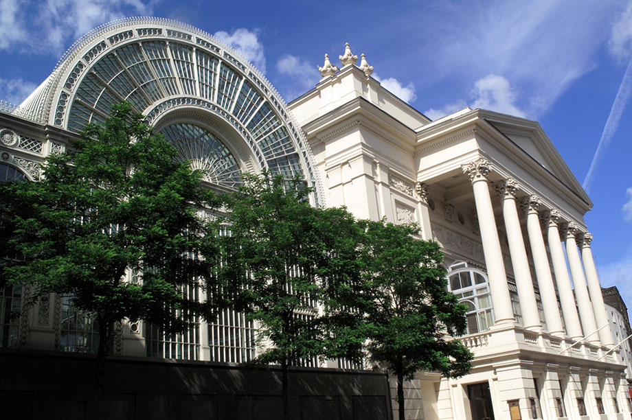 Royal Opera House (Photograph: TonyBaggett/Getty Images)