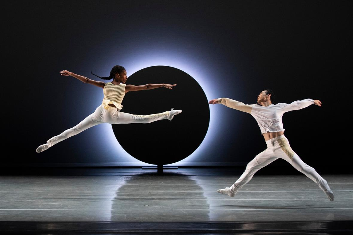 A Sadler's Wells performance in September (Photograph: John Phillips/Getty Images)