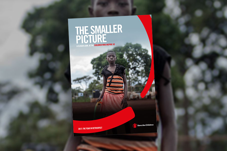 Save the Children International annual report
