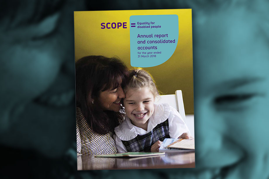 Scope's annual report