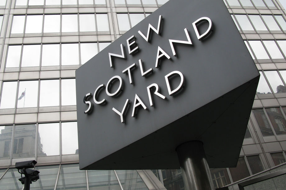The Metropolitan Police begin an investigation at Kids Company
