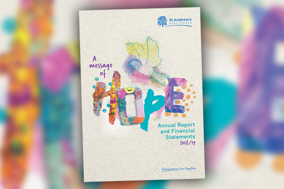 St Andrew's annual report