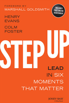 Step Up by Henry Evans and Colm Foster