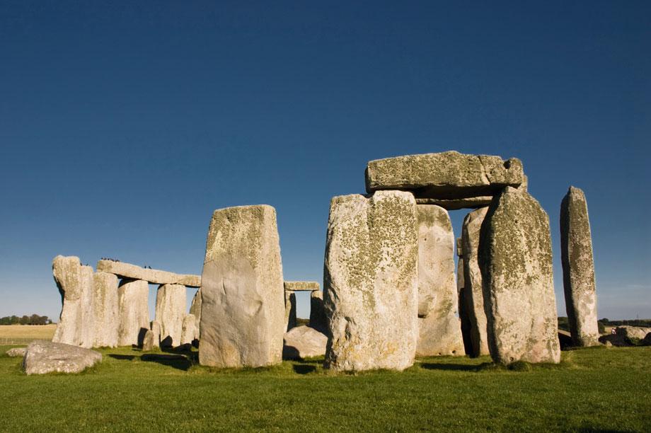 Stonehenge, managed by English Heritage
