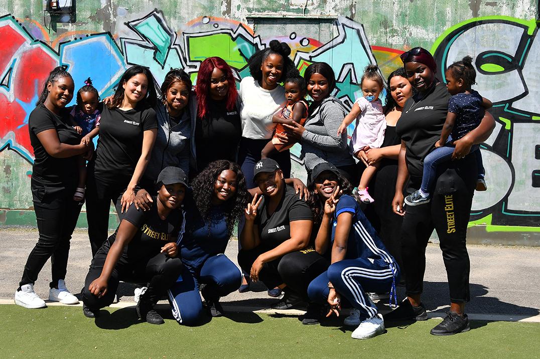 Street Elite participants