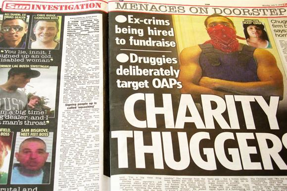 Neet Feet was the subject of an undercover investigation by The Sun newspaper