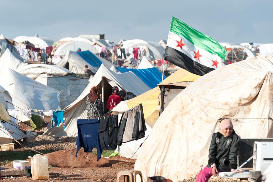 Syria: terrorist link suspected