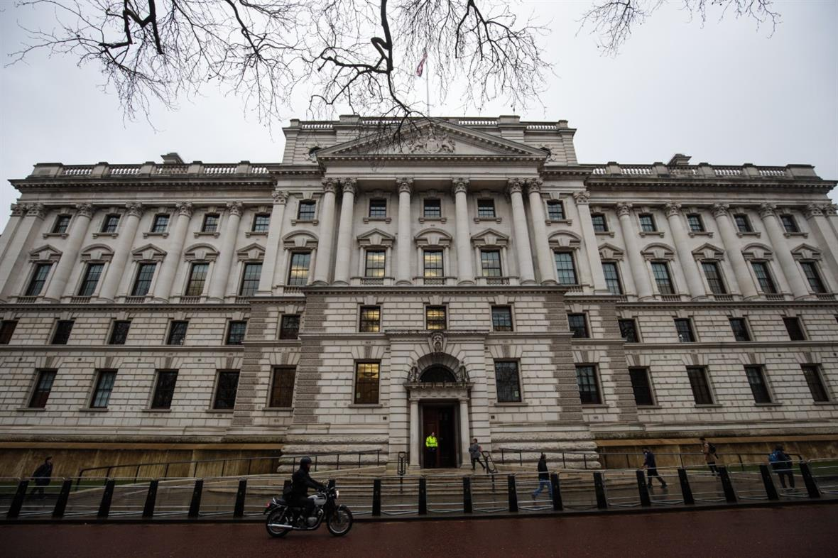 The Treasury (Photograph: Jack Taylor/Getty Images)