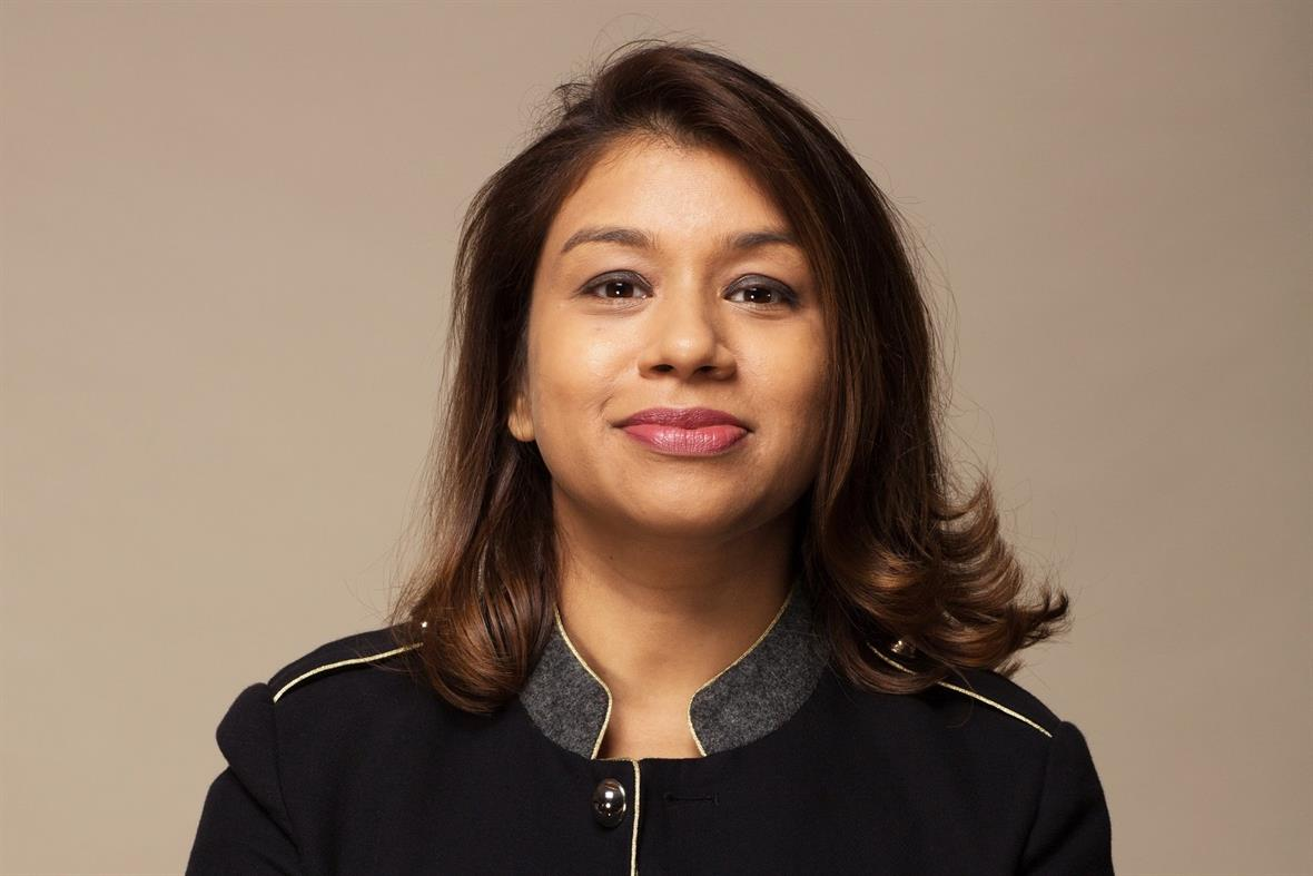 Tulip Siddiq, MP for Hampstead & Kilburn