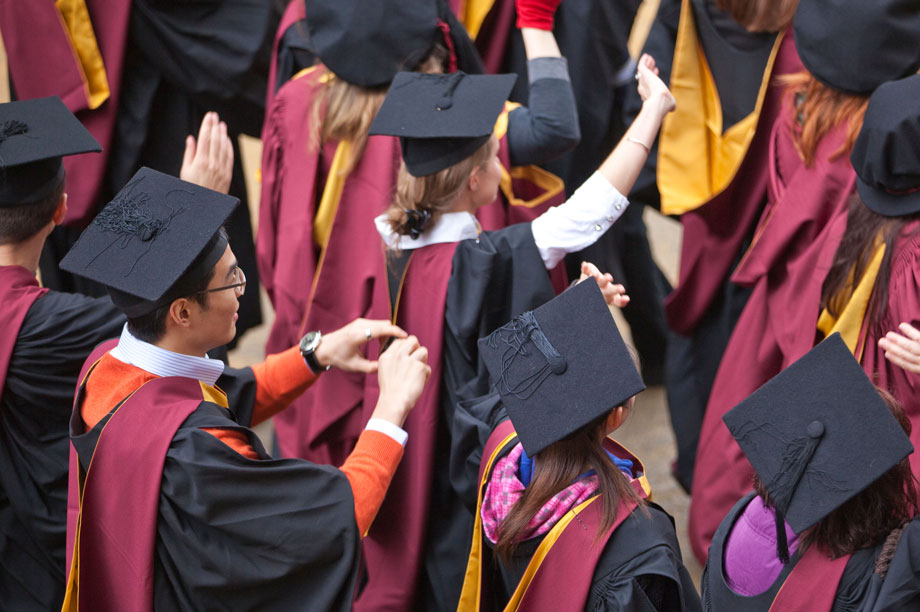 Universities: fundraising up by 23 per cent