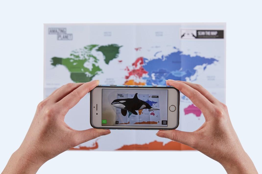 The Amazing Planet app