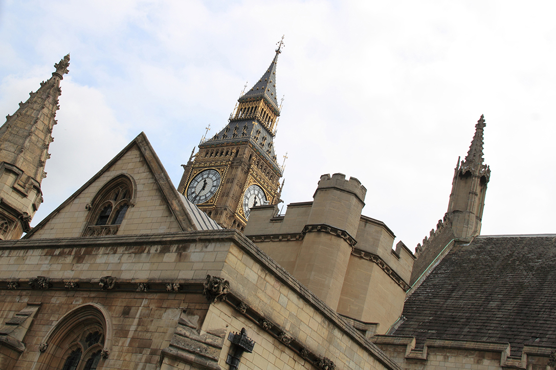 Westminster: government changing the rules