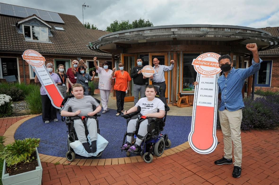 Acorns Children's Hospice in the Black Country