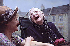 Social care accaounts for more than half of sector staff