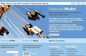 The national hubs' website