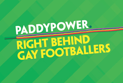 Paddy Power and Stonewall