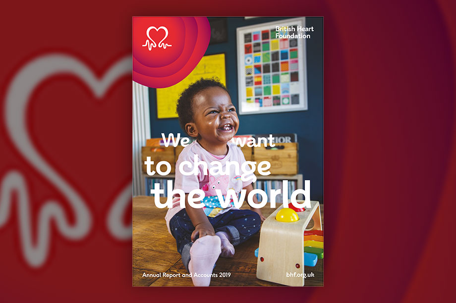 British Heart Foundation's annual report and accounts