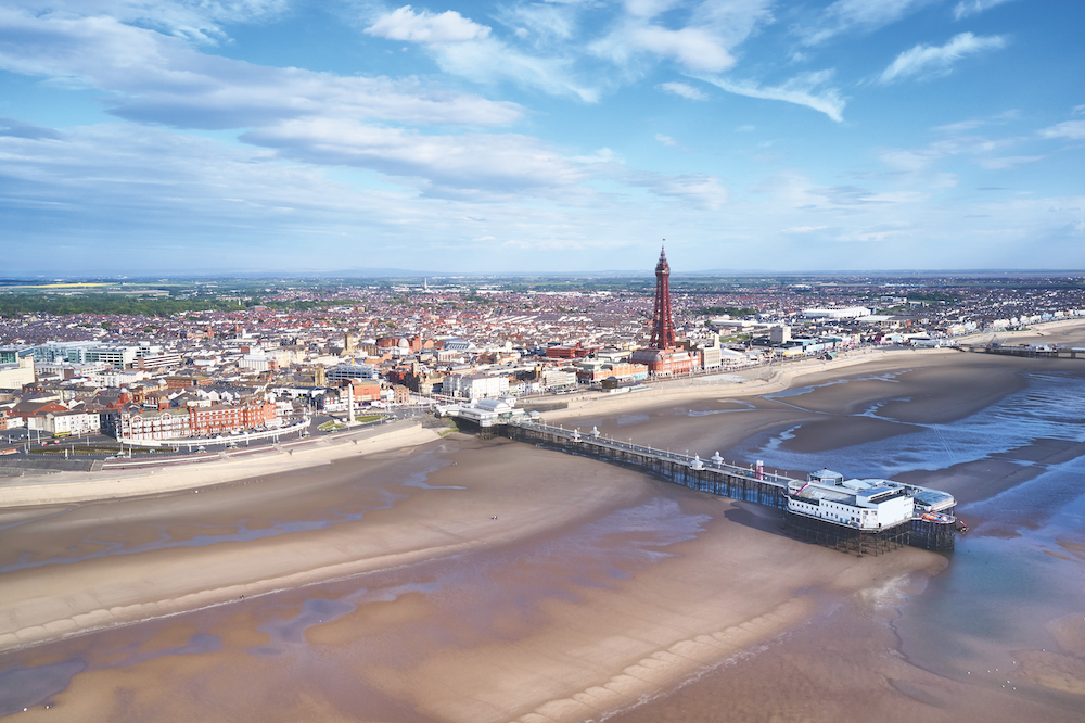 Shuttered-up shops, low life expectancy, soaring poverty: Welcome to Blackpool