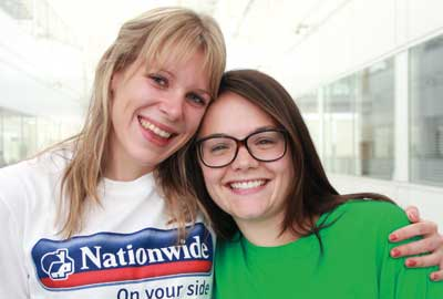 Macmillan Cancer Support and Nationwide Building Society