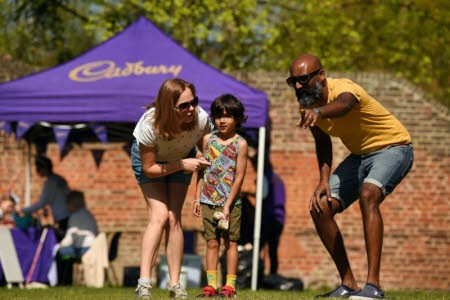 Cadbury Egg Hunt