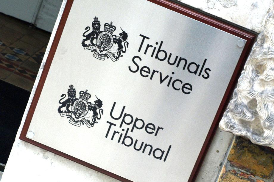 The charity tribunal