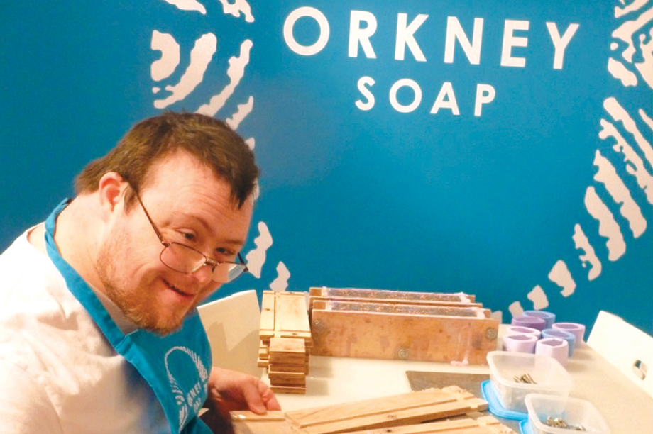 Cope Ltd: soap products for Shetland and the Orkneys
