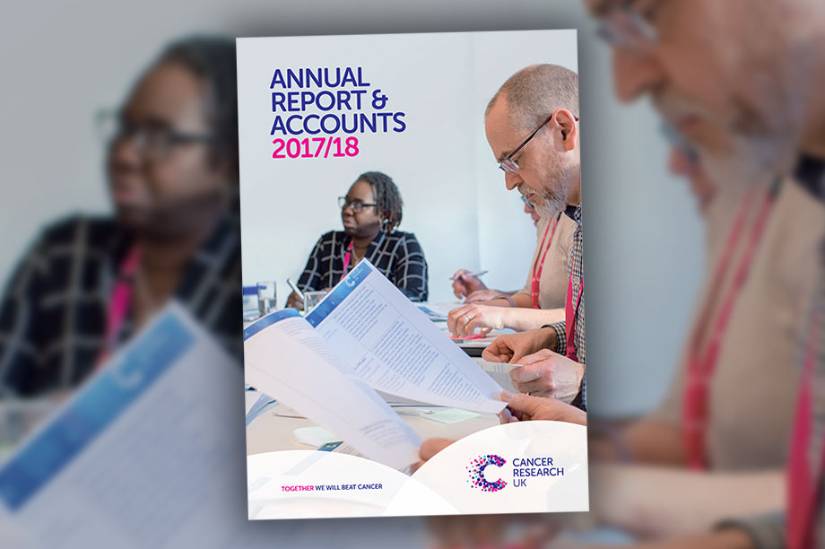 CRUK annual report